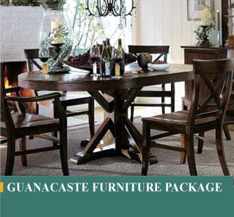 Guanacaste furniture package costa rica