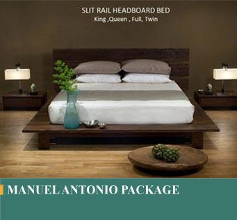 manuel antonio furniture package