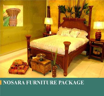 nosara furniture package - costa rica