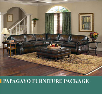 Papagayo furniture package - costa rica