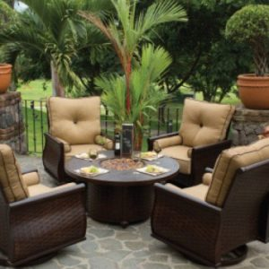 Castelle Aluminum Outdoor Furniture