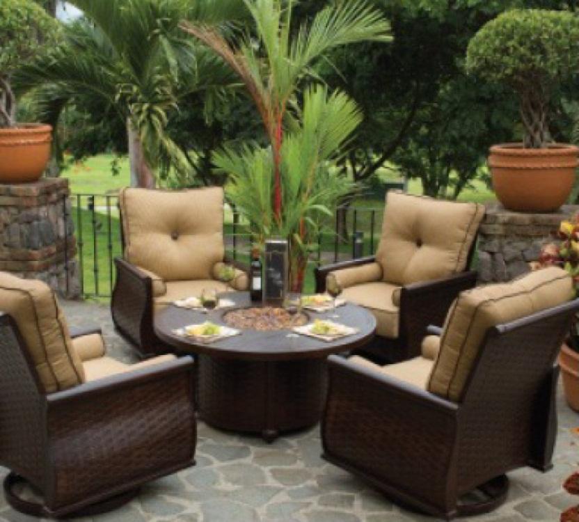 Castelle Aluminum Outdoor Furniture Costa Rica Furniture - Custom Made Furniture