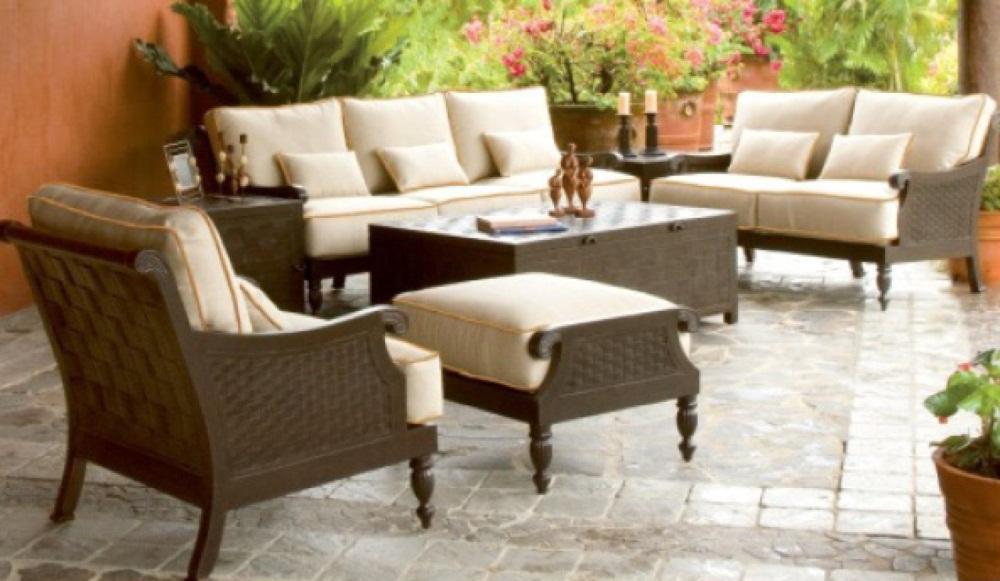 Deep Cushion Living and Casual Seating Costa Rica Furniture - Custom Made Furniture