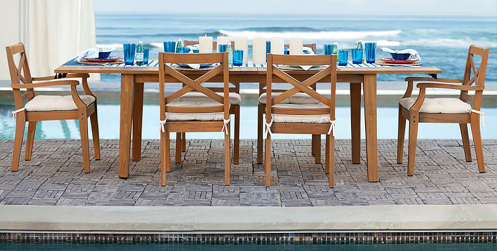 Teak Outdoor Furniture Costa Rica Furniture - Custom Made Furniture