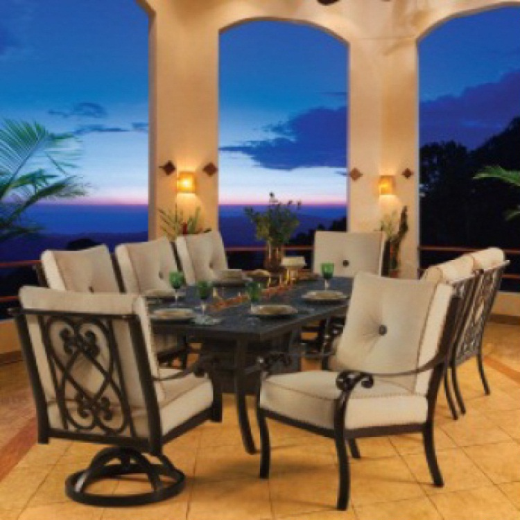 Dining Sets Deep Seating Costa Rica Furniture - Custom Made Furniture