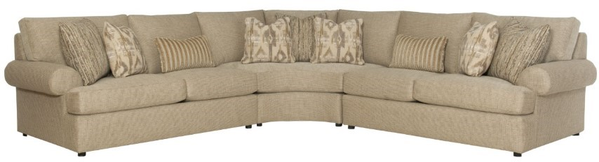 Andrew Sectional Sofa Costa Rican, Andrew Sectional Sofa