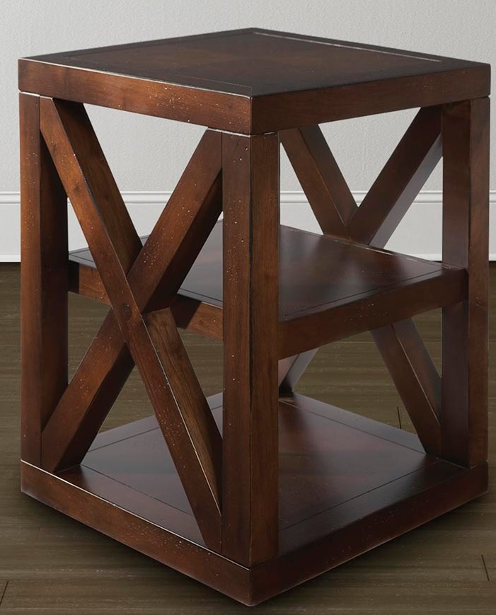 Phf2016 Axis Cube End Table