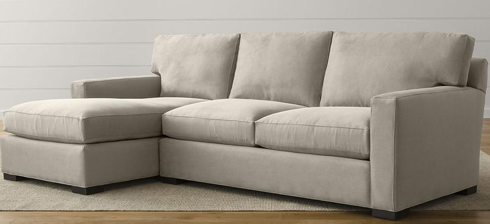 Axis Ii 2 Piece Sectional Sofa