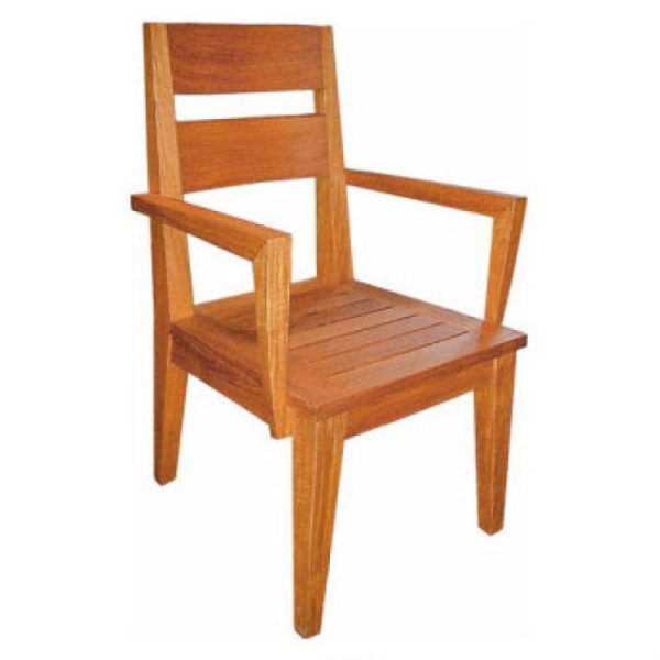 Bukit Armchair Costa Rican Furniture