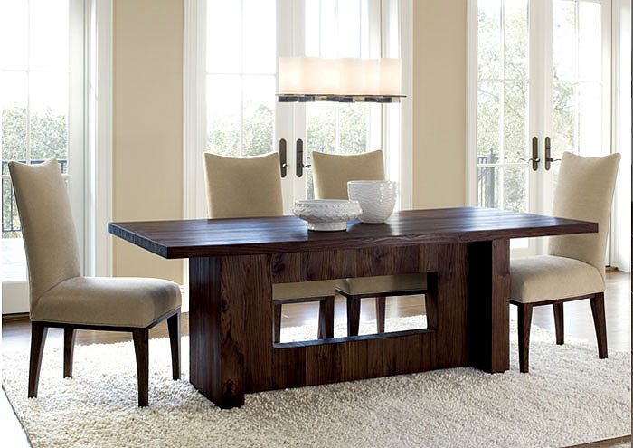 Phf2016 Brownstone Hampton Dining Table And Chairs