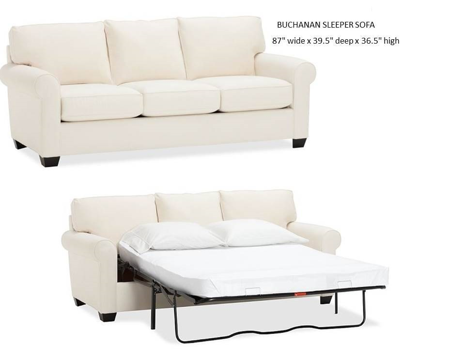 Phf2016 Buchanan Full Size Sofa Sleeper