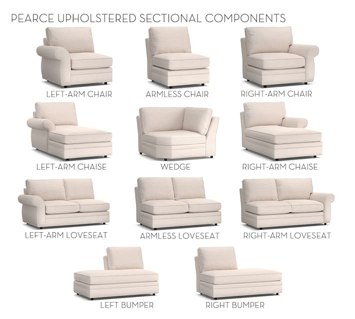 Merveilleux Phf2016 Build Your Own Pearce Sectional Components