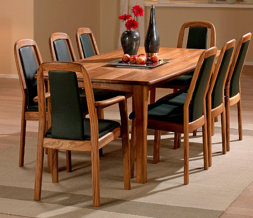 Cd9248 Dining Table And Chairs | Costa Rican Furniture