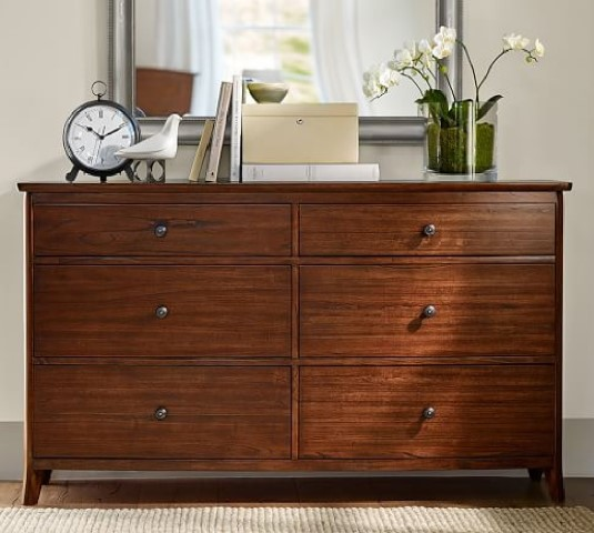 Chloe Long Dresser | Costa Rican Furniture