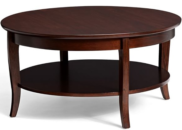 Chloe Round Coffee Table Costa Rican Furniture