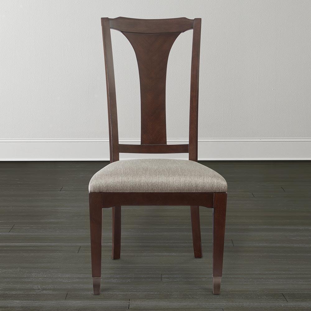 Cosmopolitan Side Chair 4767 2451t Costa Rican Furniture