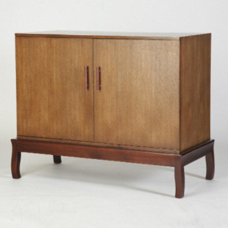 Duo Mini Bar Cabinet Costa Rican Furniture