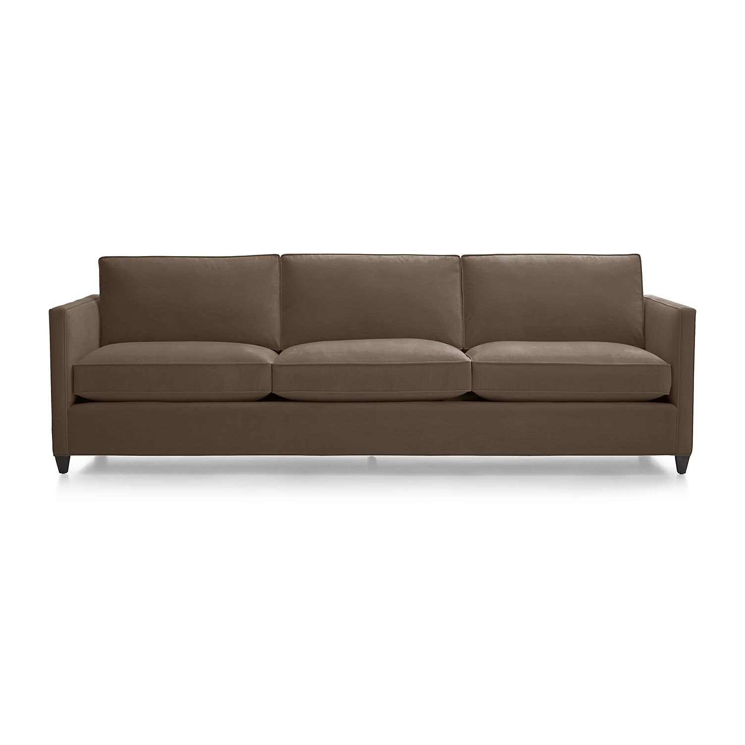 Dryden 3 seat 103 grande sofa costa rican furniture for Sofa grande barato