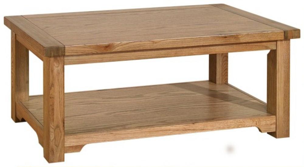 Elegant Modern Coffee Table Costa Rican Furniture