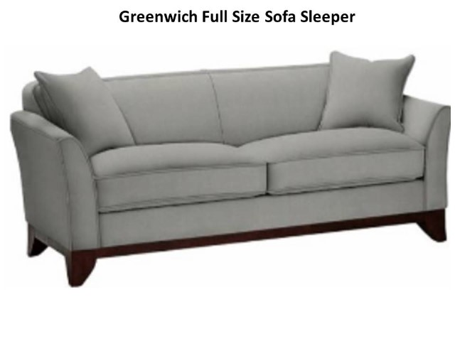 Phf2016 Greenwich Full Size Sofa Sleeper