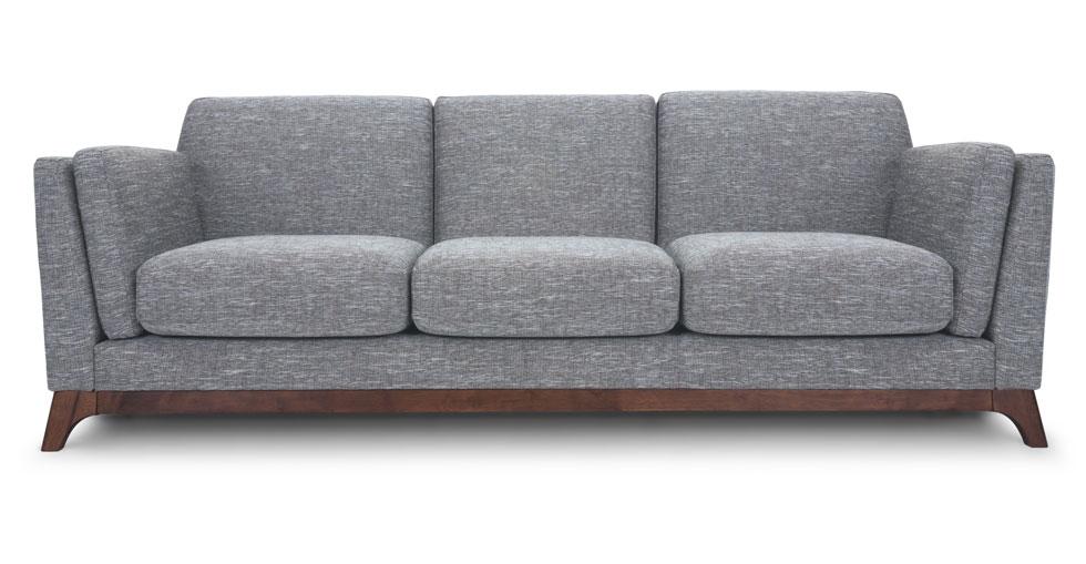 Grey Sofa 13537 Costa Rican Furniture
