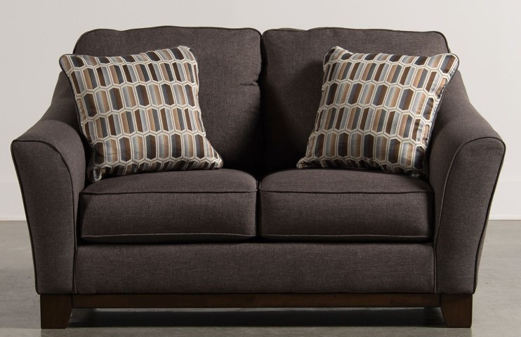 Janley Slate Loveseat Costa Rican Furniture