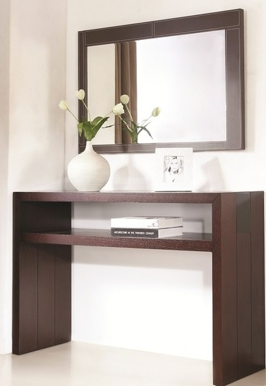 Jenny Console And Mirror Set Modern Console Tables Costa