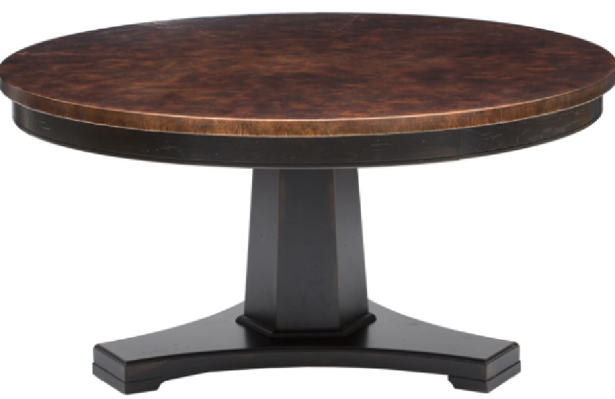 Phf2016 Justine 60 Round Pedestal Dining Table