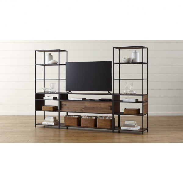 phf2016-knox-media-console-with-2-tall-open-bookcase