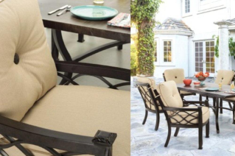 La Reserve Cushion Dining Costa Rican Furniture