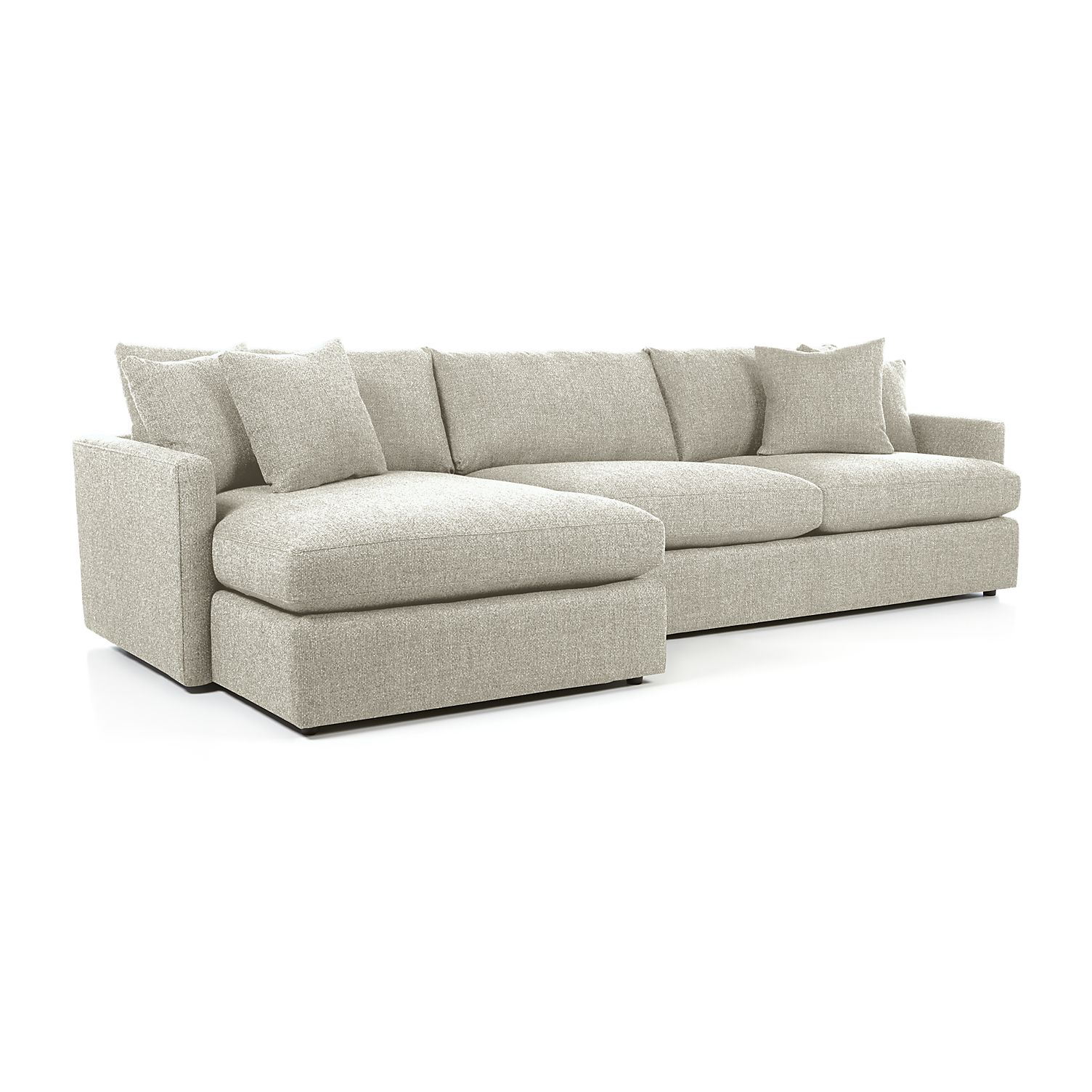 Lounge Ii 2 Piece Sectional Sofa