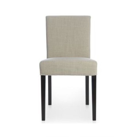 Lowe pewter upholstered dining chair costa rican furniture for Dining room tables lowes