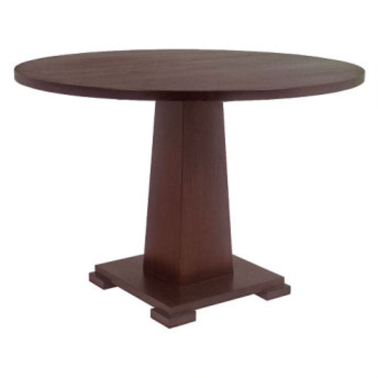 Adairs Rattan Coffee Table: Obelisk Round Table Small