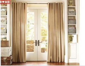 phf2016-pleated-curtain-for-sliding-galss-door-hangin-on-black-rods