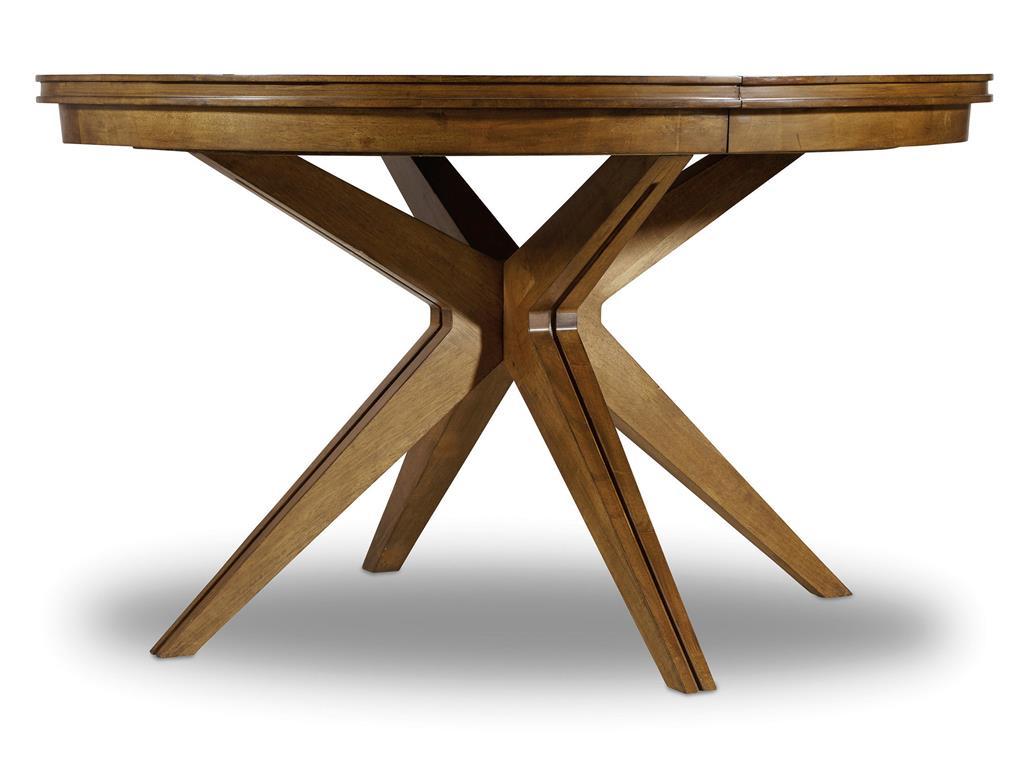 Retropolitan 52in round dining table costa rican furniture for Table 52 2016