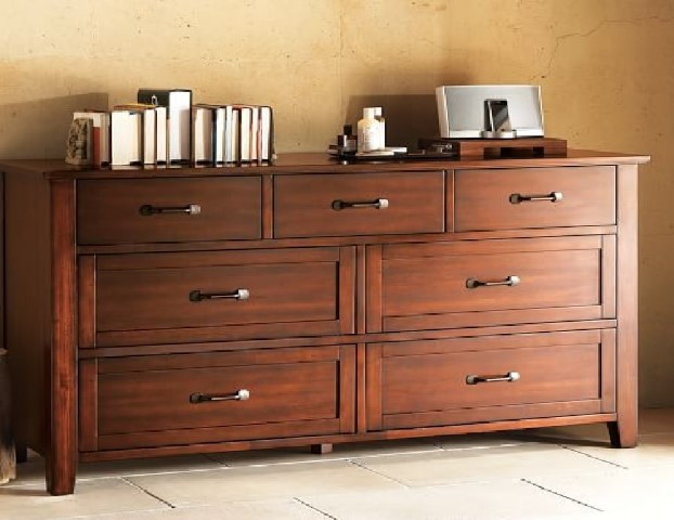 Stratton Extra Long Dresser | Costa Rican Furniture