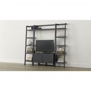 phf2016-sawyer-grey-leaning-media-stand-with-two-18-bookcases