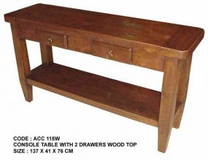 phf2016-tco115-table-console-2-drawers-leather-on-top
