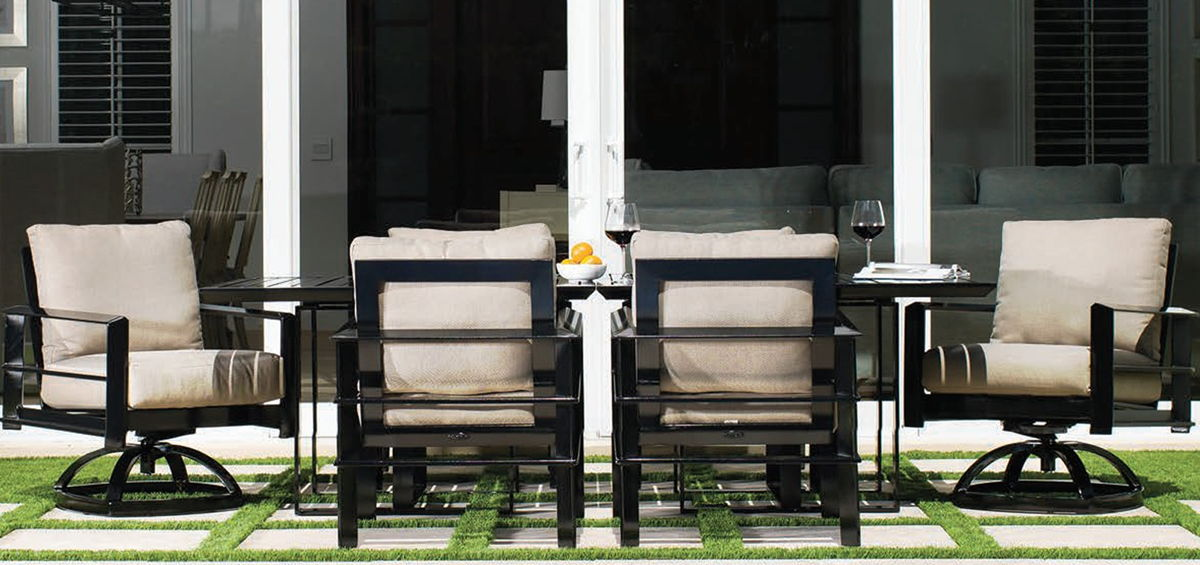 Outdoor Costa Rica Furniture - Custom Made Furniture