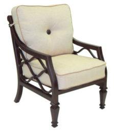Villa Bianca City Cushioned Chair
