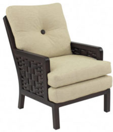 Spanish Bay Cushioned Dining Chair