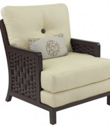 Spanish Bay Cushioned Lounge Chair
