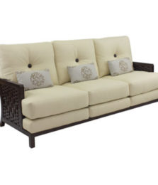 Spanish Bay Cushioned Sofa