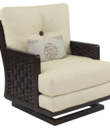 Spanish Bay Cushioned Action Chair