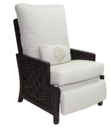 Spanish Bay 3 Position Cushioned Recliner