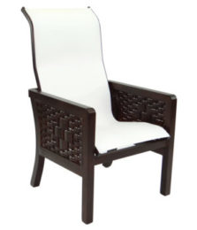 Spanish Bay Sling Dining Chair