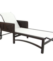 Spanish Bay Sling Chaise Lounge