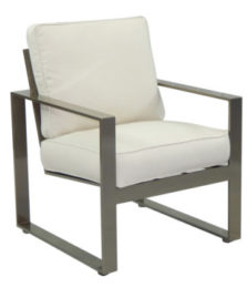 Park Place City Cushioned Chair
