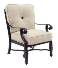 Bellagio Cushioned Dining Chair
