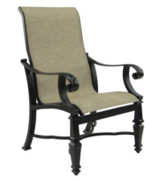 Bellagio Sling Dining Chair